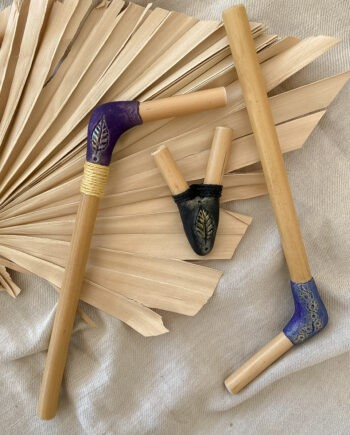 Трубка для церемонии Рапэ